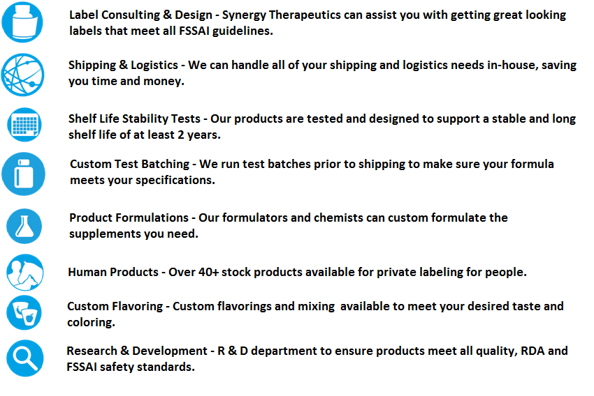 3rd Party Manufacturing - Synergy Therapeutics